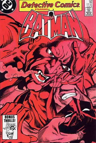 Detective Comics Vol 1 539