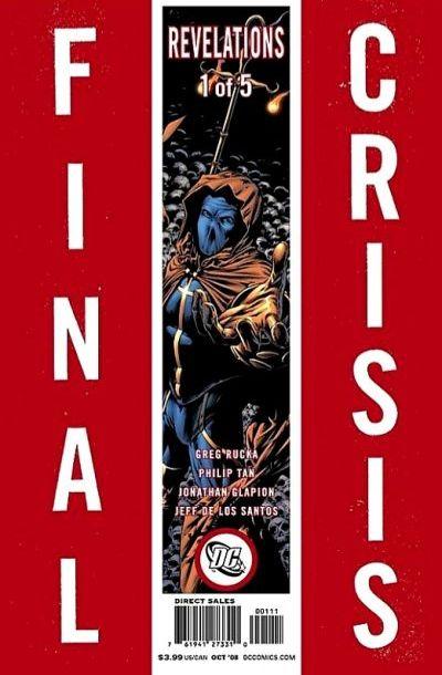 Final Crisis: Revelations Vol 1 1