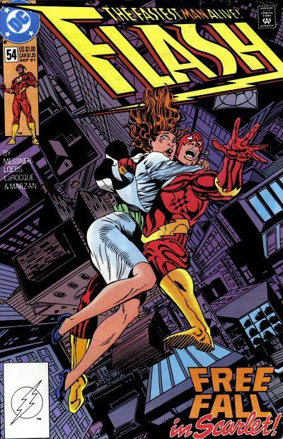 The Flash Vol 2 54