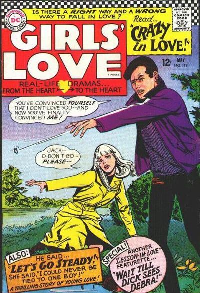 Girls' Love Stories Vol 1 119