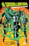 Green Lantern Circle Of Fire 2021 Edition