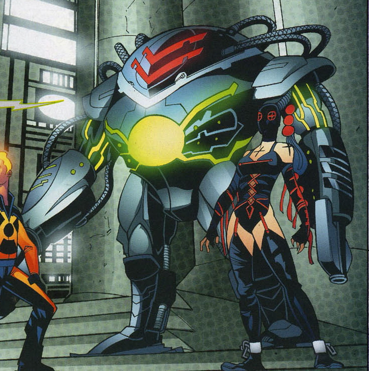 Hammersuit Zero-X