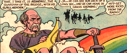 Heimdall (New Earth)