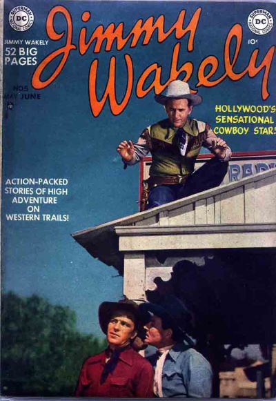 Jimmy Wakely Vol 1 5