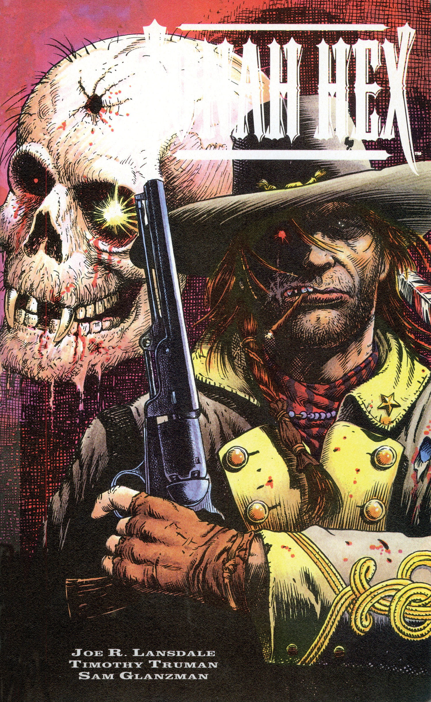 Jonah Hex: Shadows West (Collected)