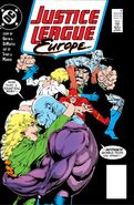 Justice League Europe Vol 1 5