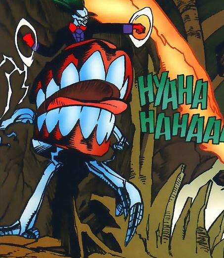 Laugher (DC One Million)