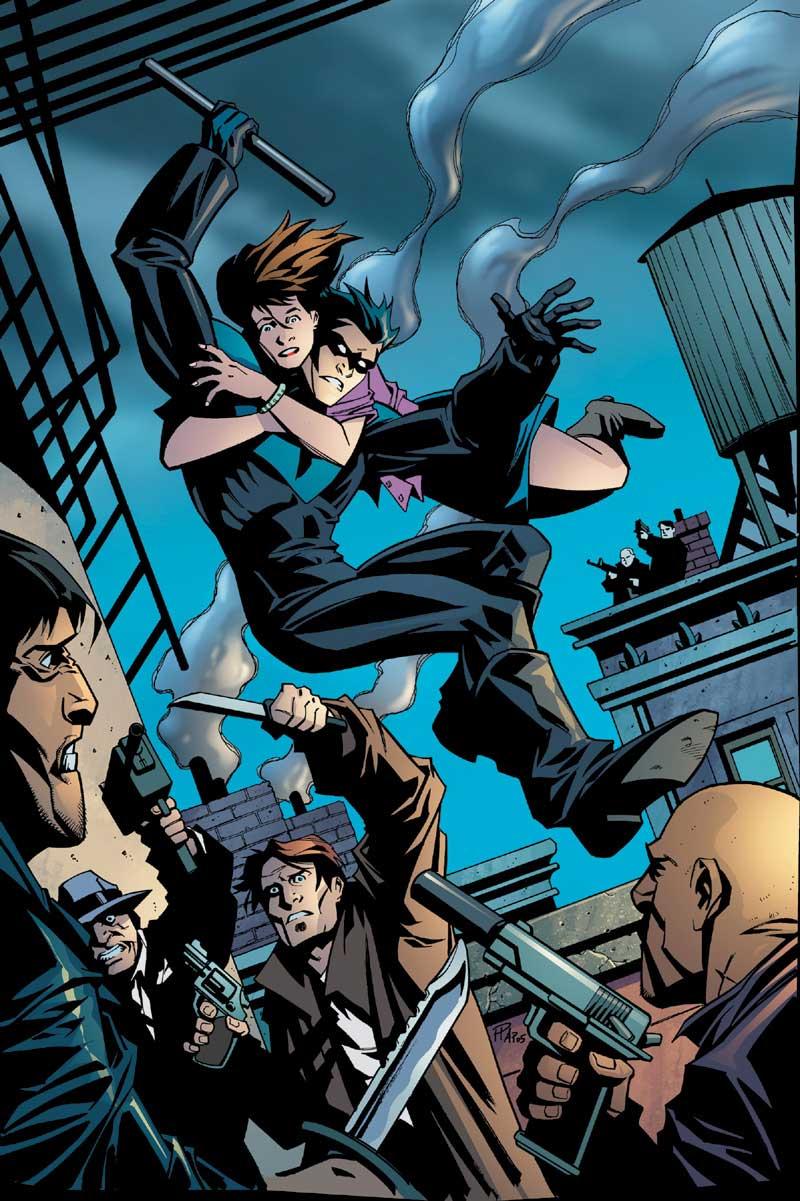 Nightwing Vol 2 111
