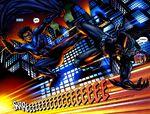 Nightwing defeats Jason