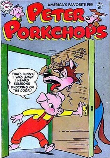Peter Porkchops Vol 1 34