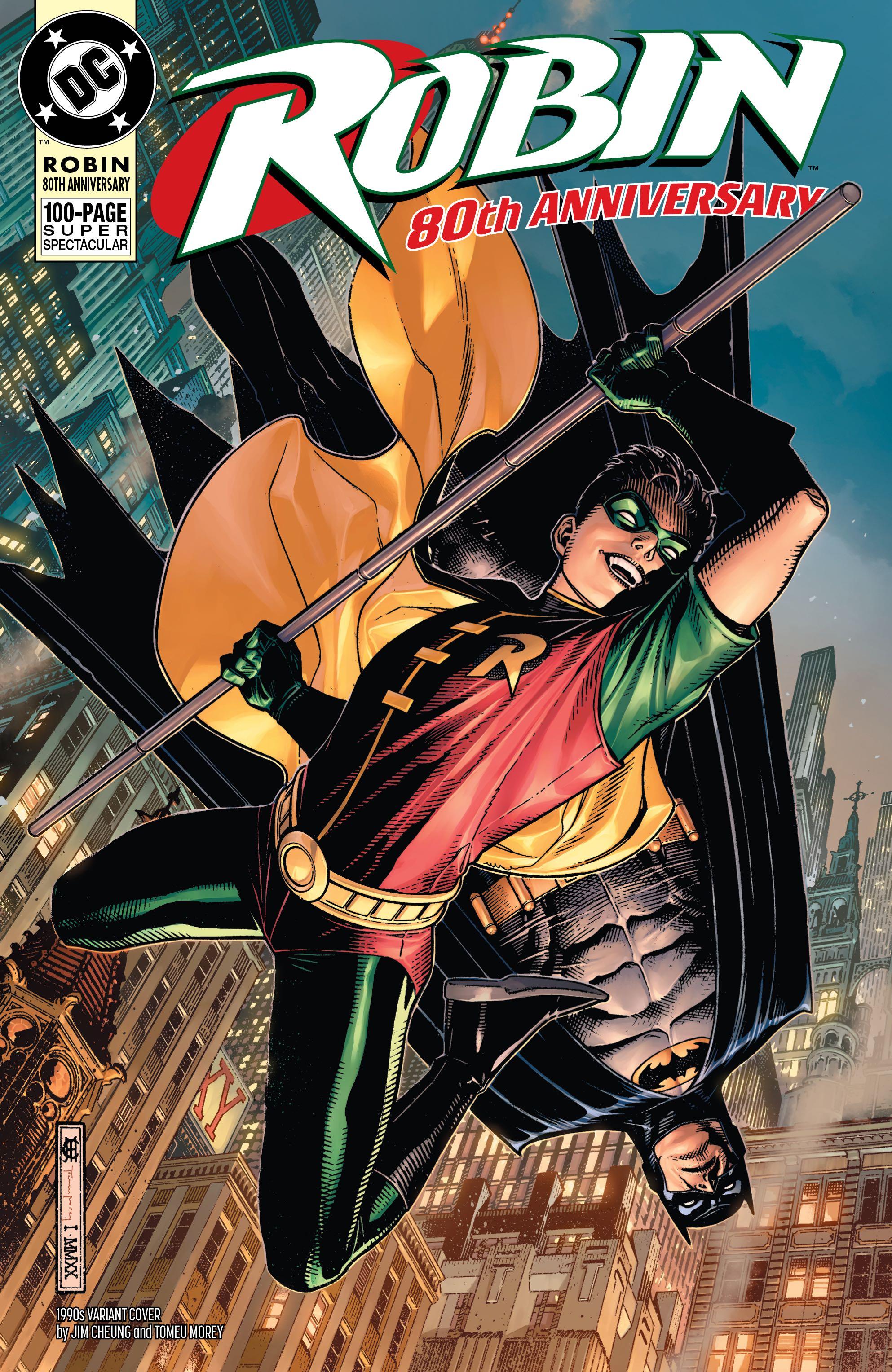 DC Comics NM ROBIN 80TH ANNIV 100 PAGE SUPER SPECT #1