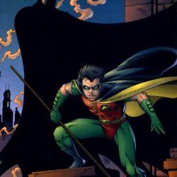 Robin's Battle Staff
