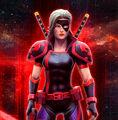 Rose Wilson DC Legends 0001