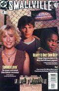 Smallville Vol 1 2 Cover