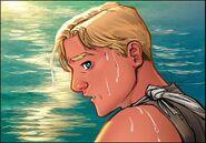 Steve Trevor Legend of Wonder Woman 0001