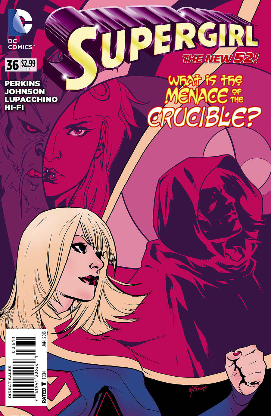 Supergirl Vol 6 36