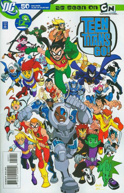 Teen Titans Go! Vol 1 50