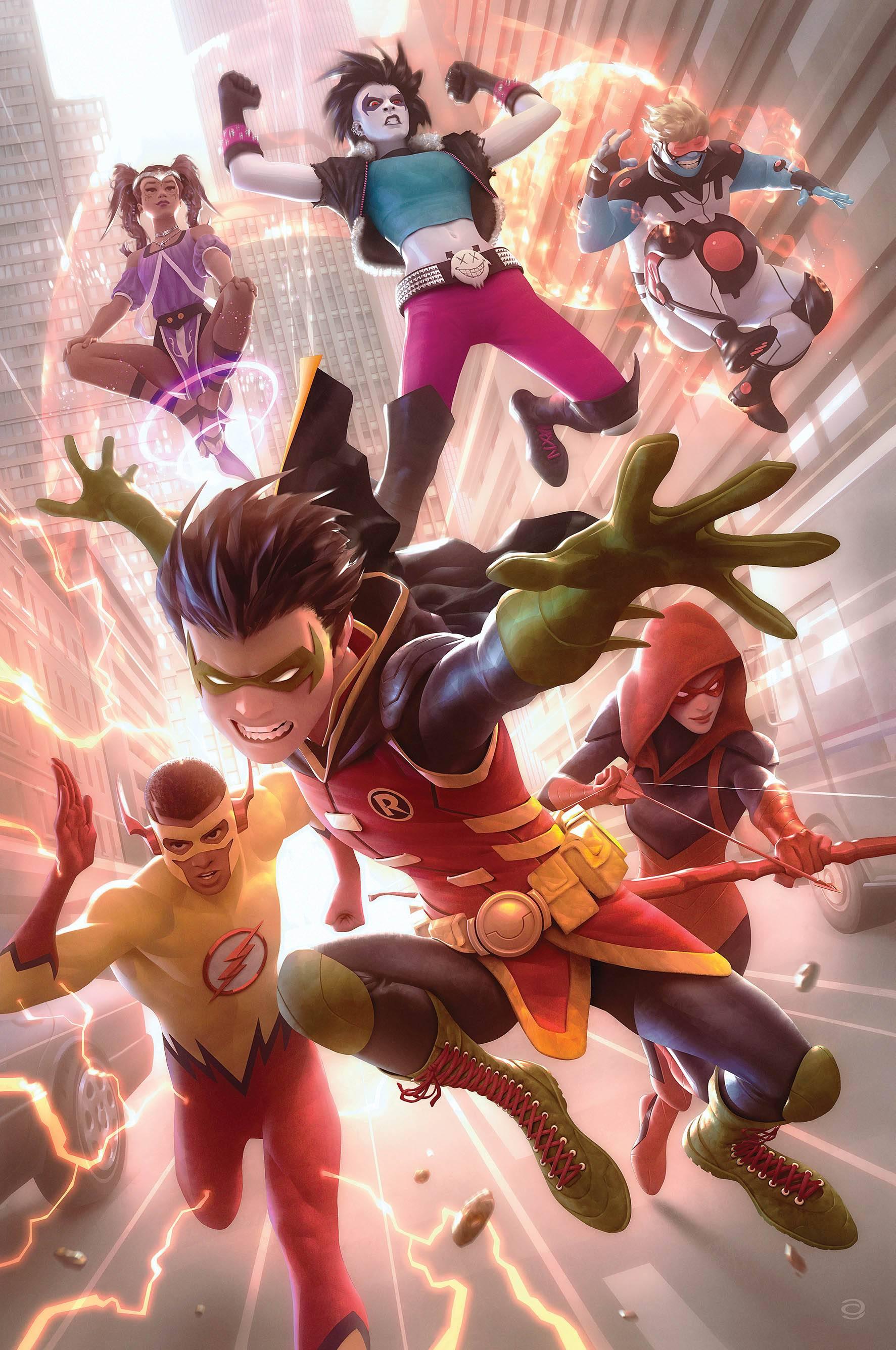 Teen Titans Vol 6 21 Textless Variant.jpg