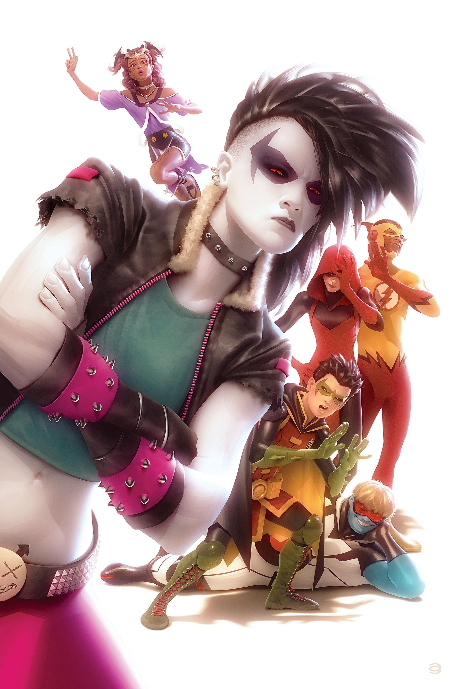 Teen Titans Vol 6 22 Textless Variant.jpg