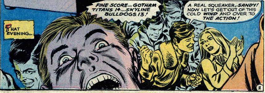 Gotham High Titans