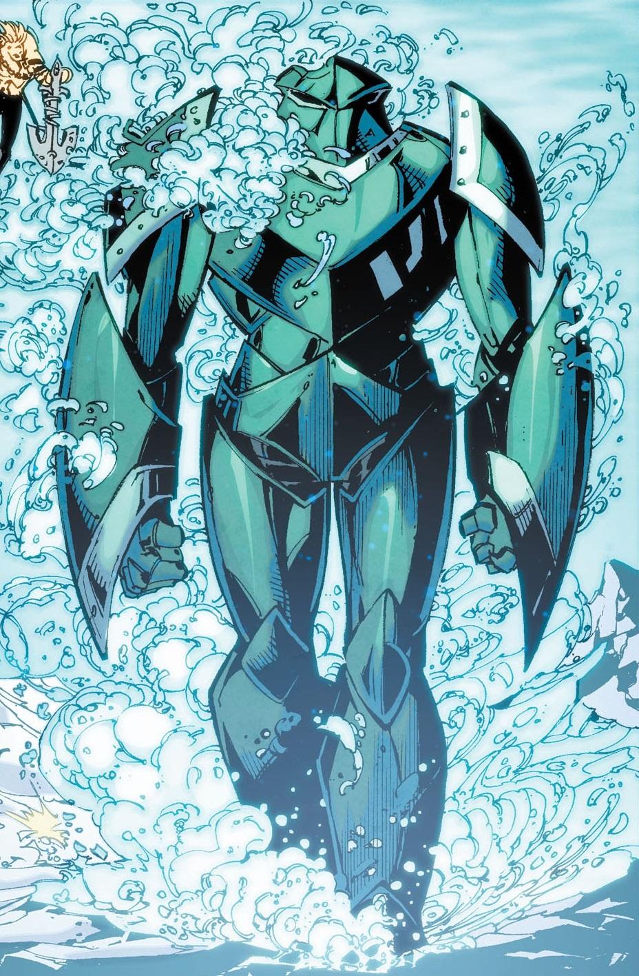 Torpedoman (Prime Earth)