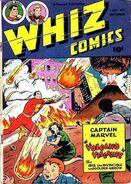 Whiz Comics 101