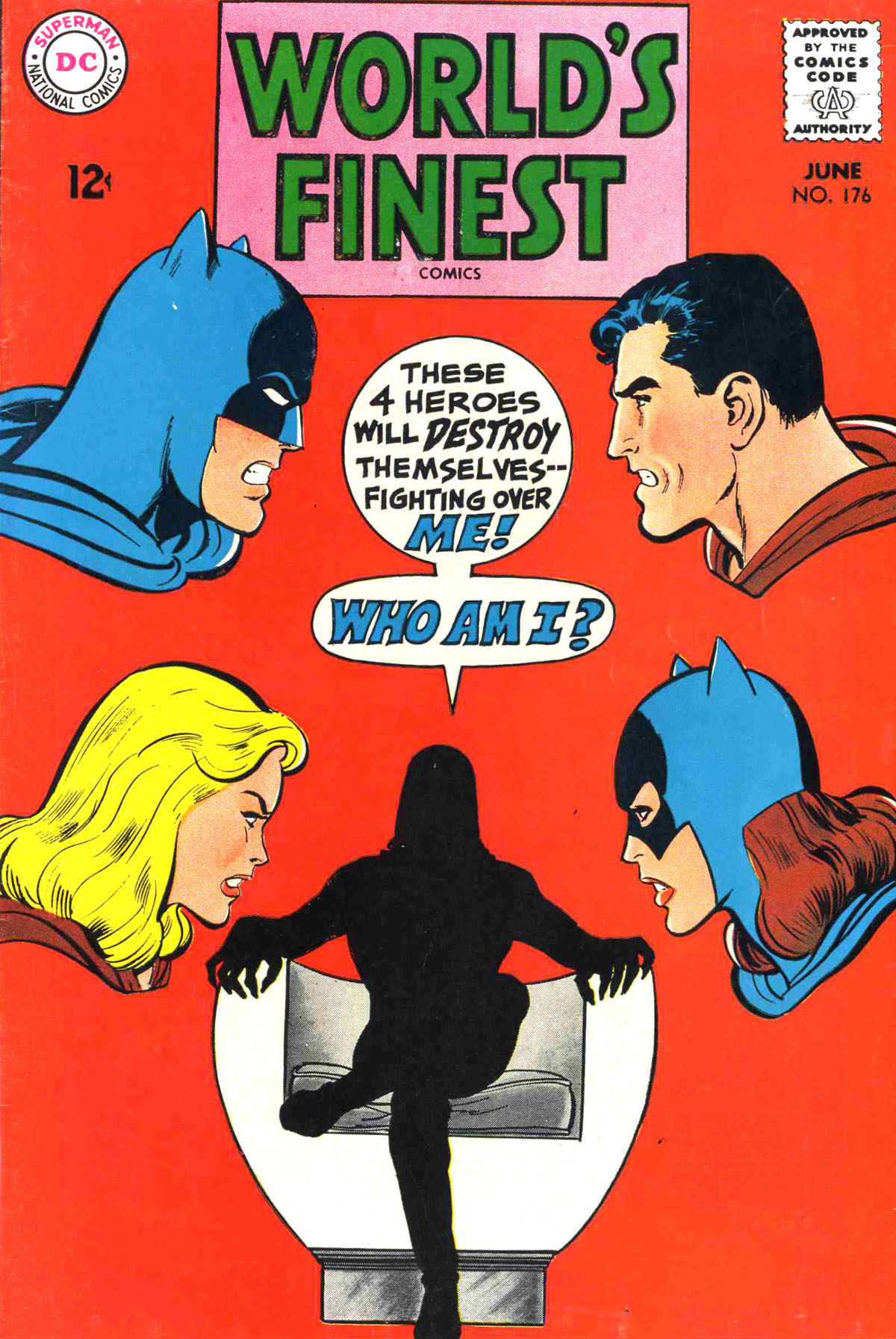 World's Finest Vol 1 176