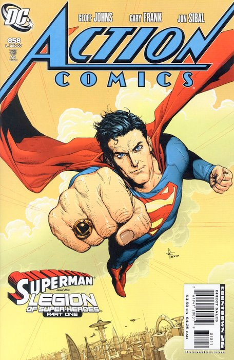 Action Comics Vol 1 858