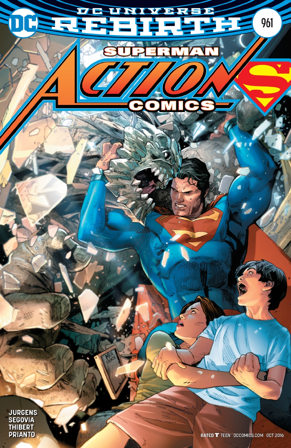 Action Comics Vol 1 961