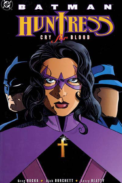 Batman/Huntress: Cry for Blood (Collected)