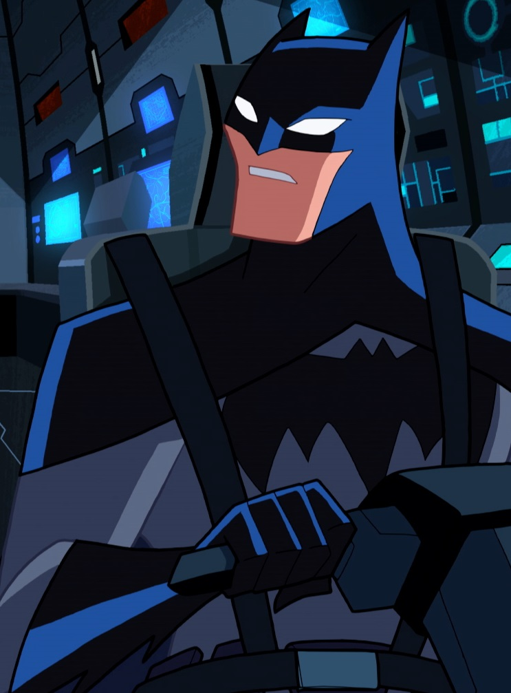 Bruce Wayne (Justice League Action)