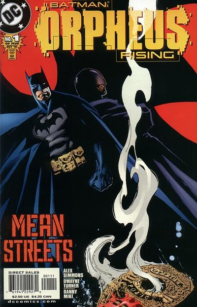 Batman: Orpheus Rising Vol 1