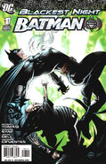 Blackest Night Batman Vol 1 1