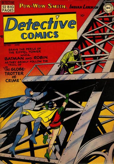 Detective Comics Vol 1 160