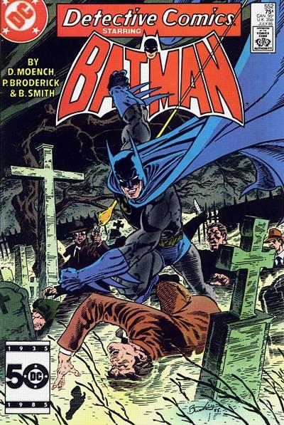 Detective Comics Vol 1 552