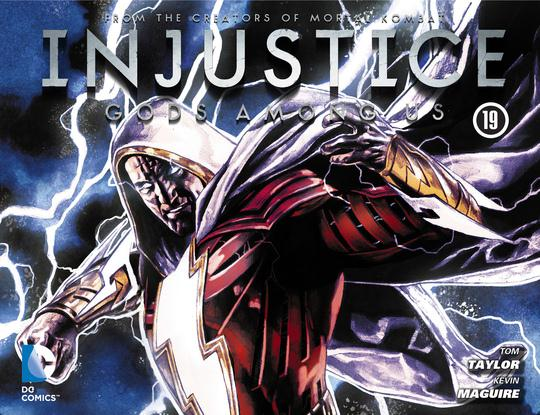 Injustice: Gods Among Us Vol 1 19 (Digital)