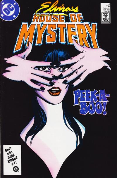 Elvira's House of Mystery Vol 1 4