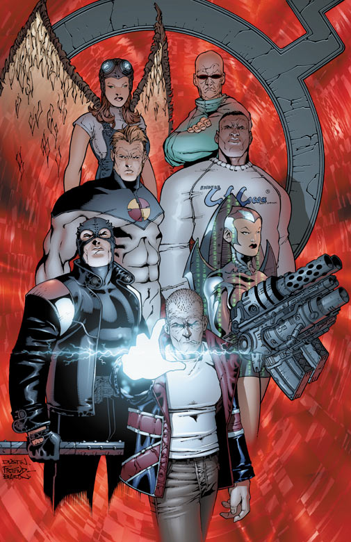G7 Authority (Wildstorm Universe)