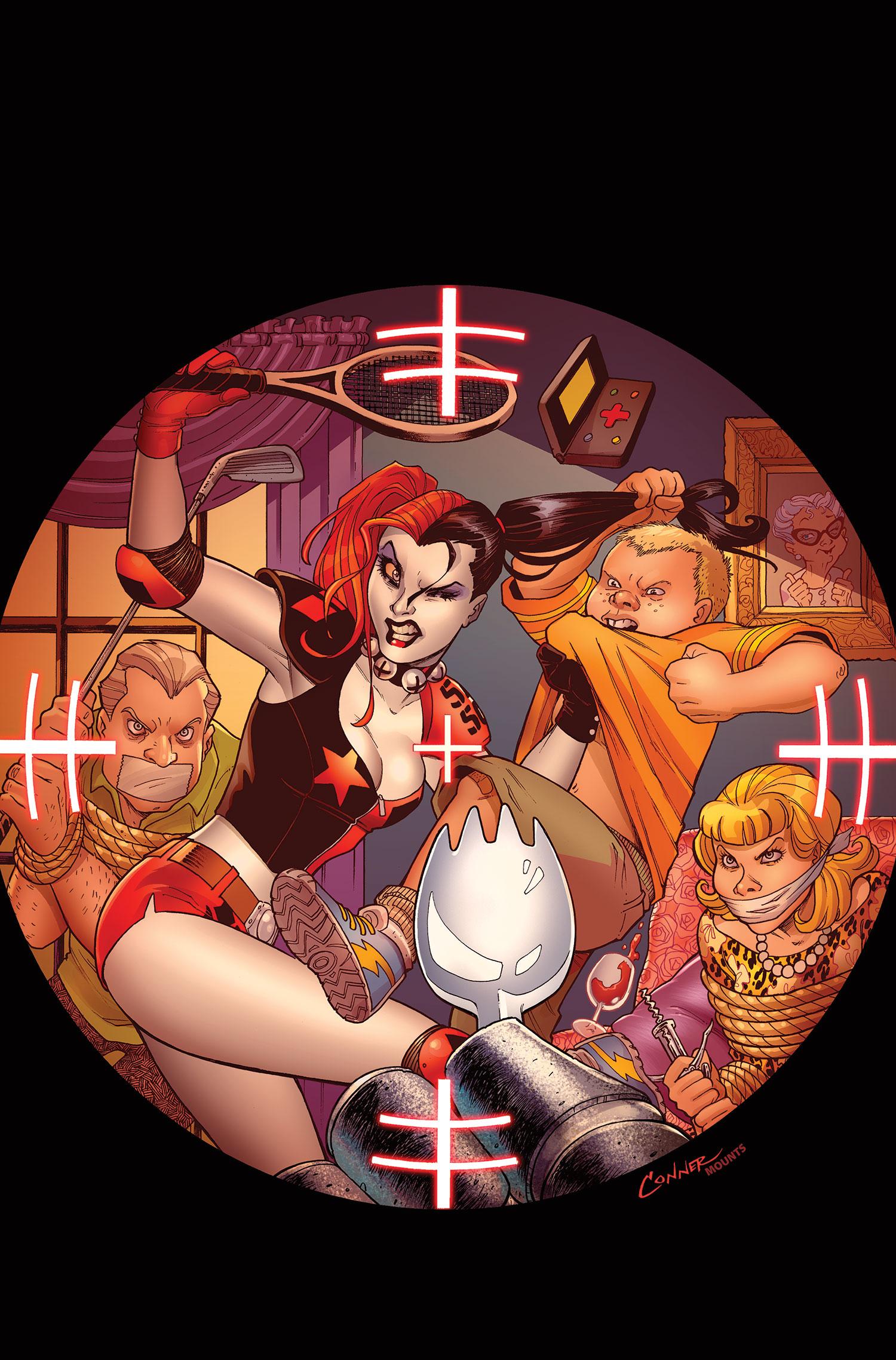 Harley Quinn Vol 2 4 Textless.jpg