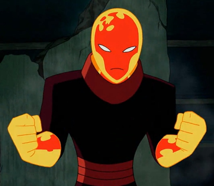 Isaiah Crockett (Teen Titans TV Series)