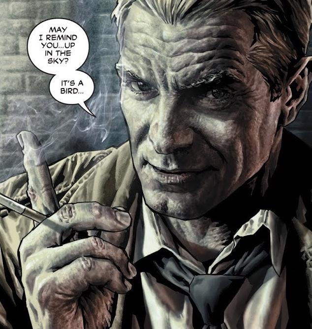 John Constantine (Damned)