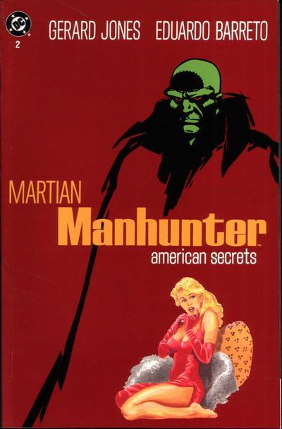 Martian Manhunter: American Secrets Vol 1 2