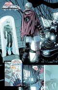 Nightwing Old Lady Harley 0001