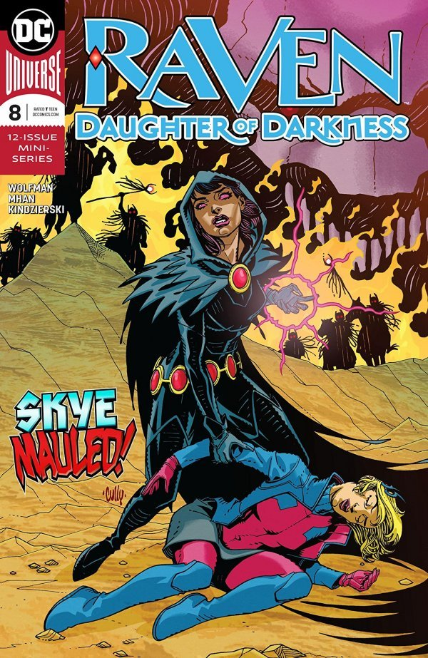 Raven: Daughter of Darkness Vol 1 8