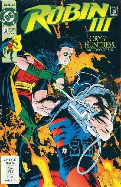 Robin III Vol 1 2