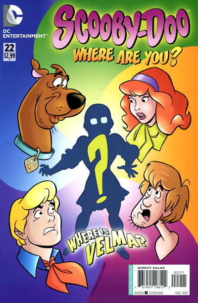 Scooby-Doo, Where Are You? Vol 1 22