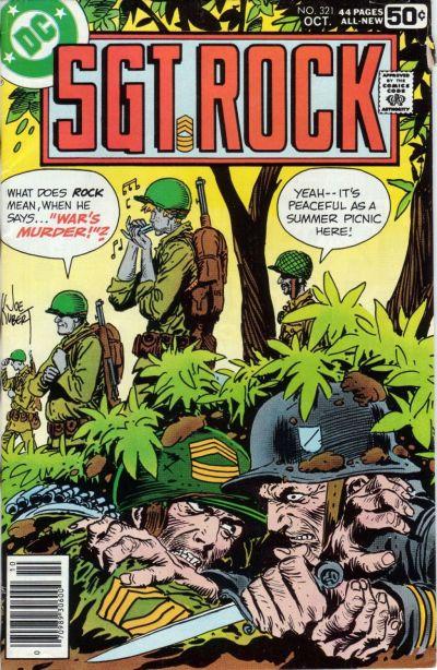 Sgt. Rock Vol 1 321
