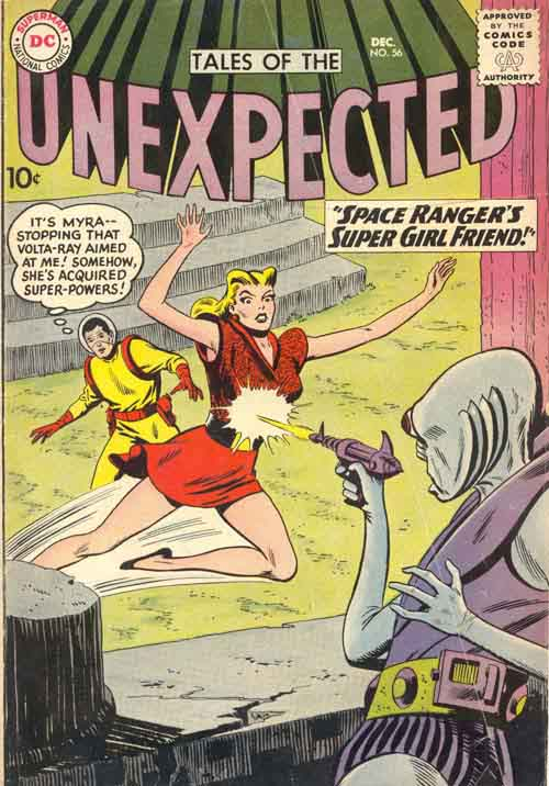 Tales of the Unexpected Vol 1 56