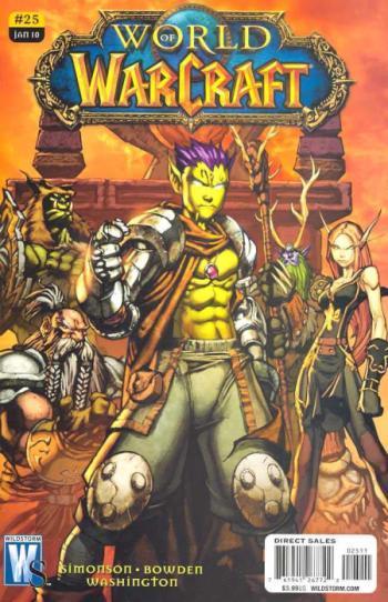World of Warcraft Vol 1 25