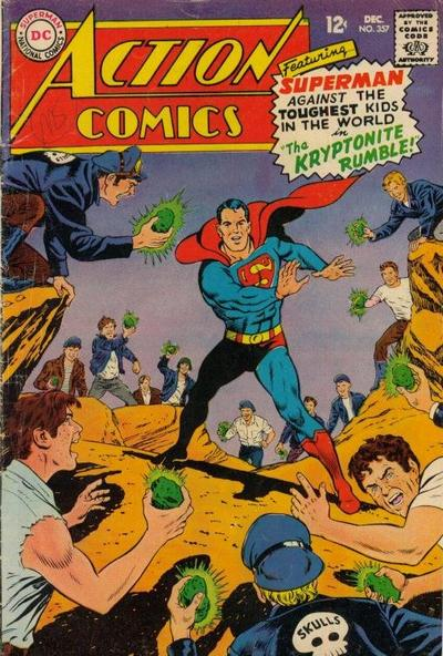 Action Comics Vol 1 357
